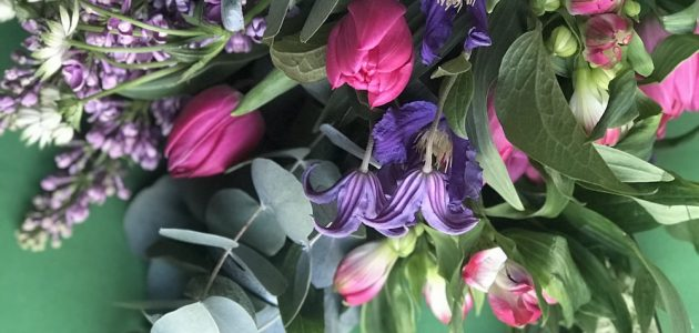 Spring Mother'sDay Handtied Workshop