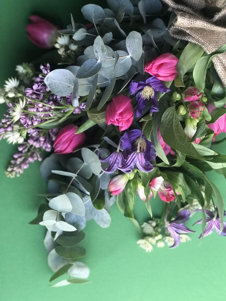 Spring Mother'sDay Handtied Workshop